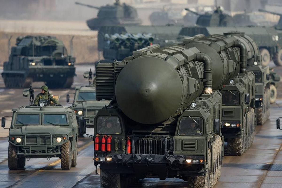 СМИ: Россия наращивает ядерную мощь на границе с Европой