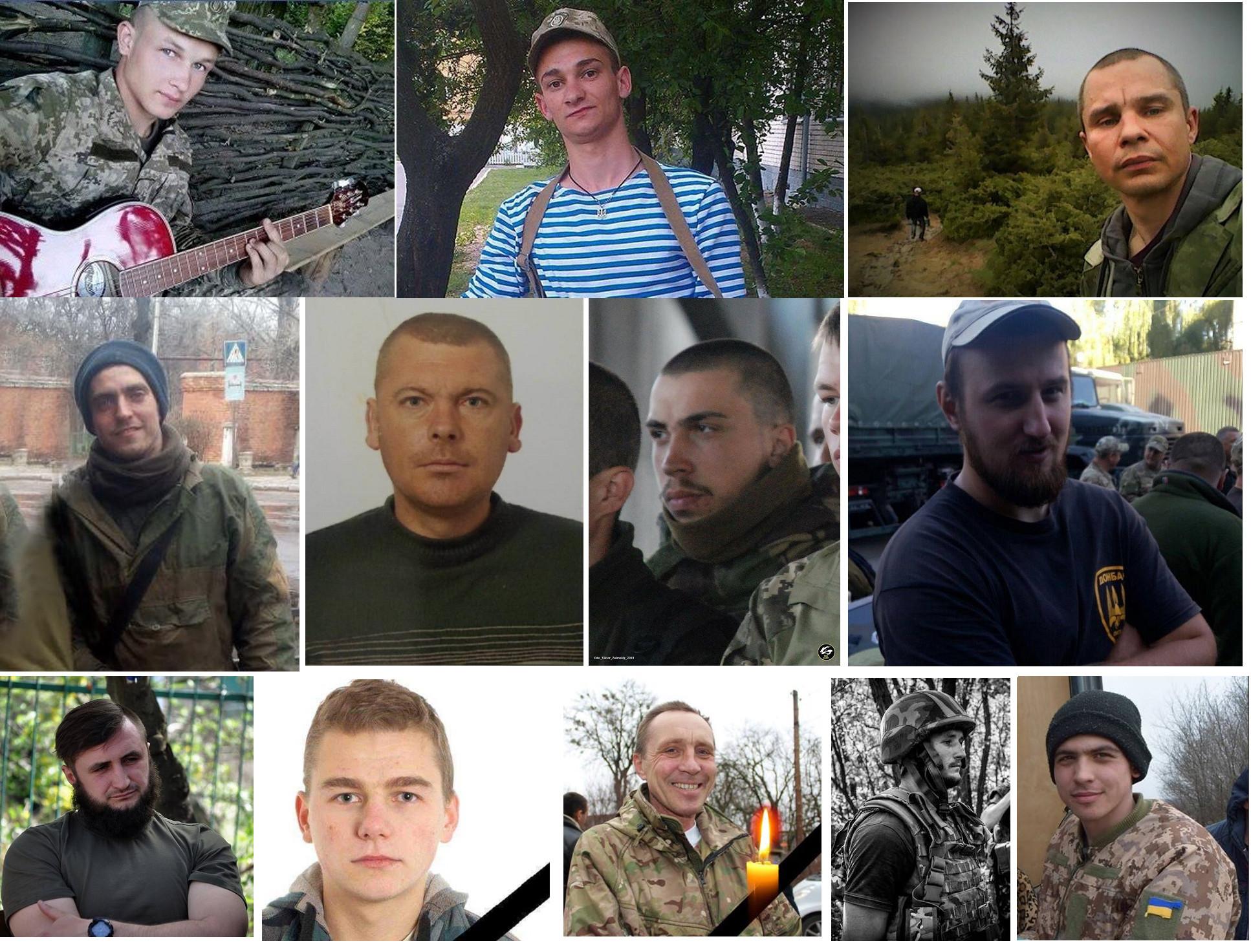Герои, о которых украинцы должны помнить всегда: в Сети рассказали о погибших в мае защитниках Украины