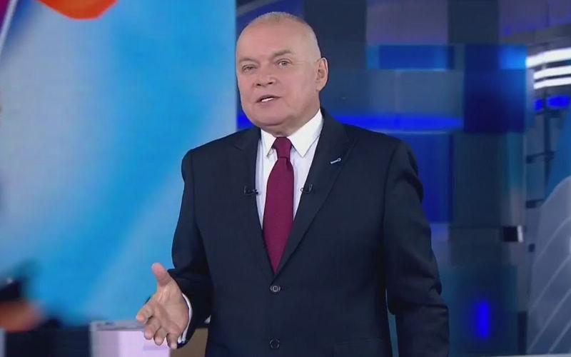 Киселев удивлен новой деталью во внешности Зеленского: сюжет в эфире росТВ возмутил соцсети