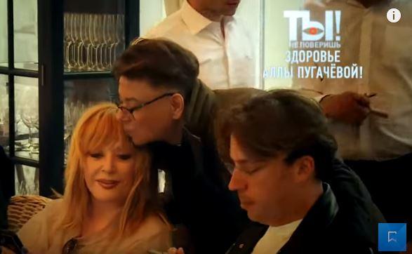 """Пугачева """"ушла в отрыв"""" на дне рождения тяжелобольного Юдашкина: близкие теперь боятся последствий - видео"""