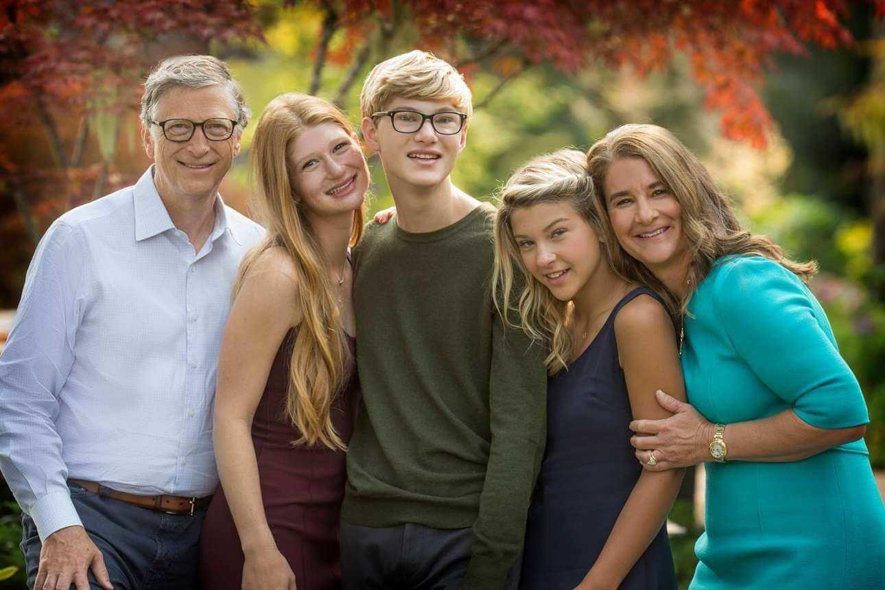Семья Билла Гейтса распадается - жена Мелинда станет одной из самых богатых женщин мира