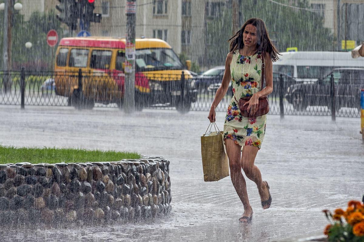 Украина 21 июля станет одной из самых дождливых стран Европы - синоптик предупредила об опасностях
