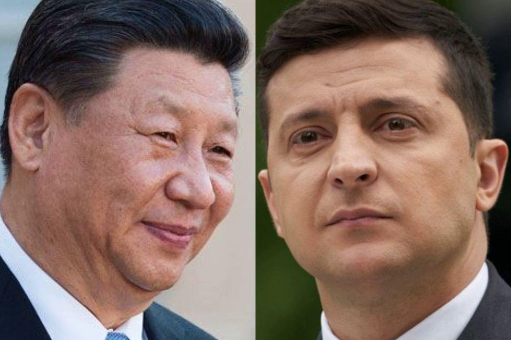 Украина получит безвиз с Китаем: детали первой беседы Зеленского с Си Цзиньпином
