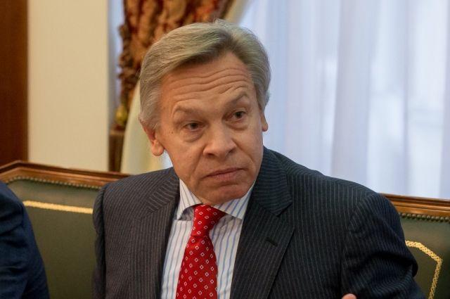 Пушков решил публично оскорбить Украину из-за решения Порошенко: украинцы быстро поставили россиянина на место