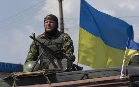 СНБО: с территории РФ продолжается артиллерийско-минометный обстрел позиций сил АТО