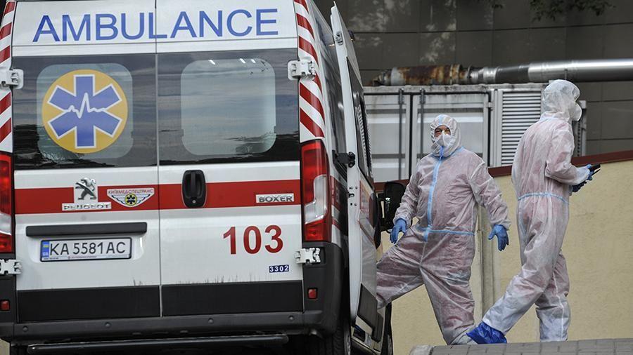 Коронавирус в Украине 8 апреля: за сутки более 19 тысяч новых случаев COVID-19