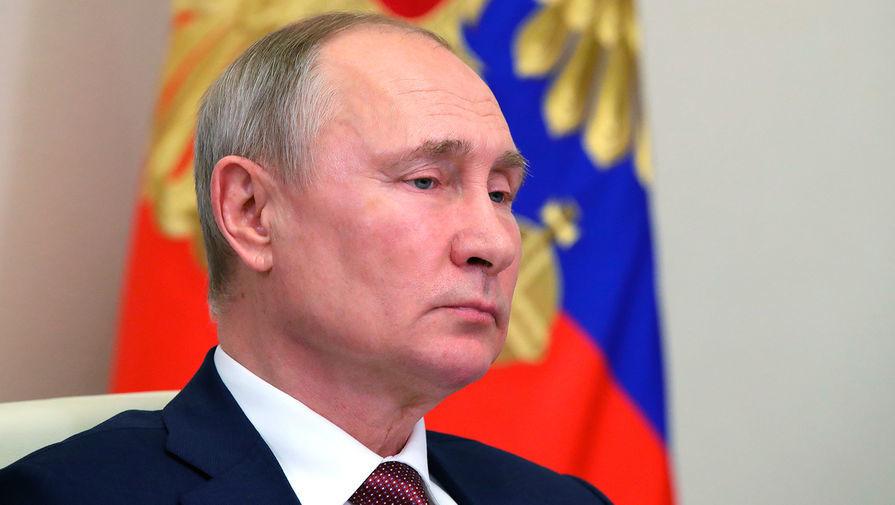 Вакцинация Путина от COVID-19: глава Кремля озвучил сроки