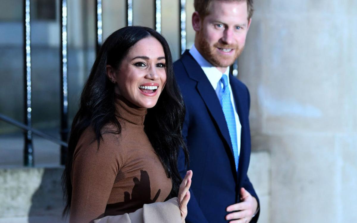 Меган Маркл и принц Гарри дискредитировали наследника на престол, назревает новый скандал