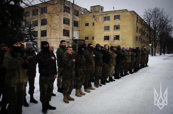 """батальон """"Азов"""", Донбасс, восток Украины, АТО, ВСУ, армия Украины, Минские договоренности, прекращение огня"""