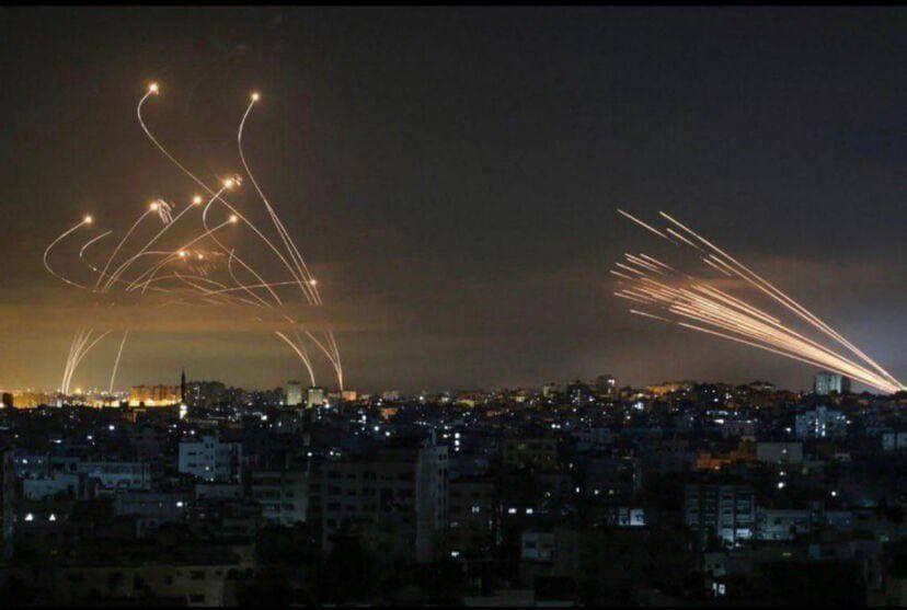Израиль обстреляли из Сирии – одна ракета разорвалась, не долетев до границы