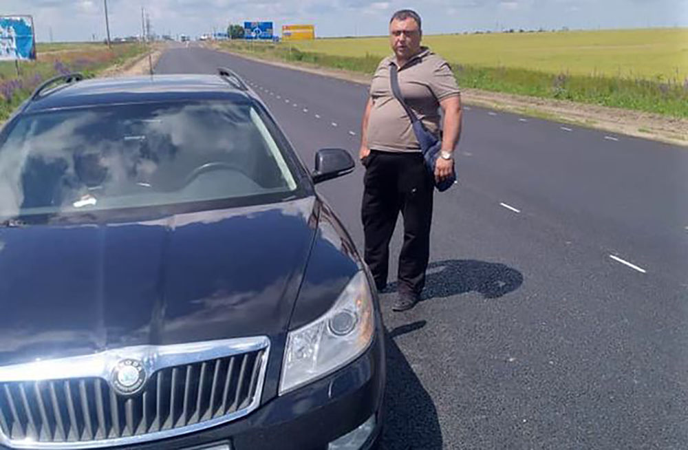 Полицейский из Кривого Рога стрелял в людей на Херсонщине - ранены два ветерана АТО