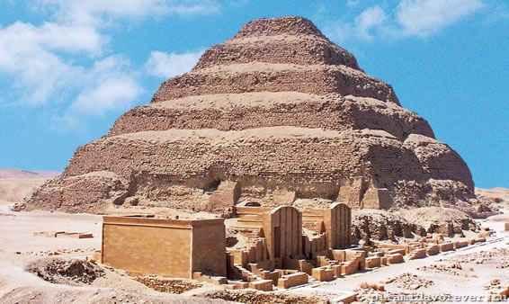 Пирамида Египта ошеломила ученых: именно с этого места начинался путь в загробный мир