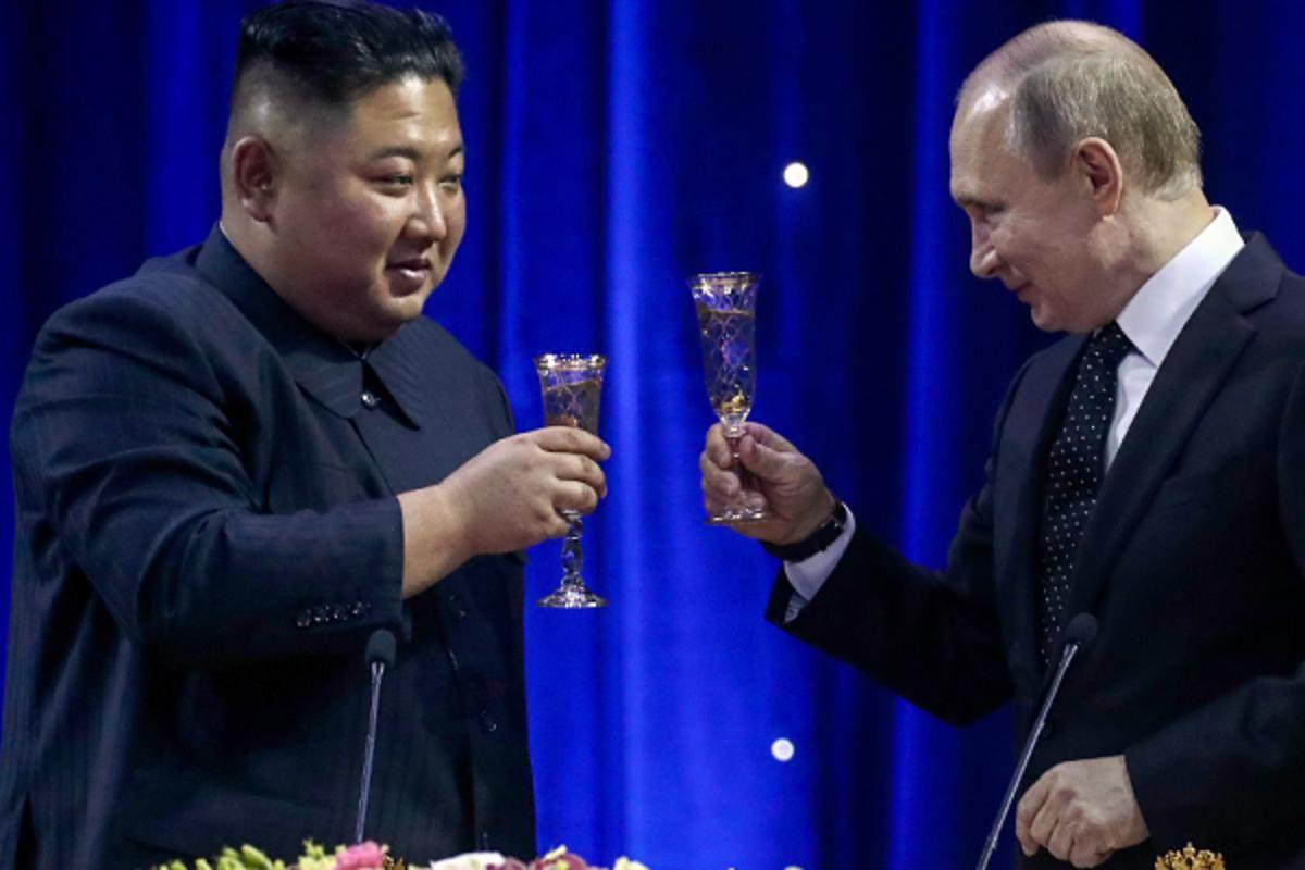 Кремль принял решение: Россия будет жить по образцу Северной Кореи