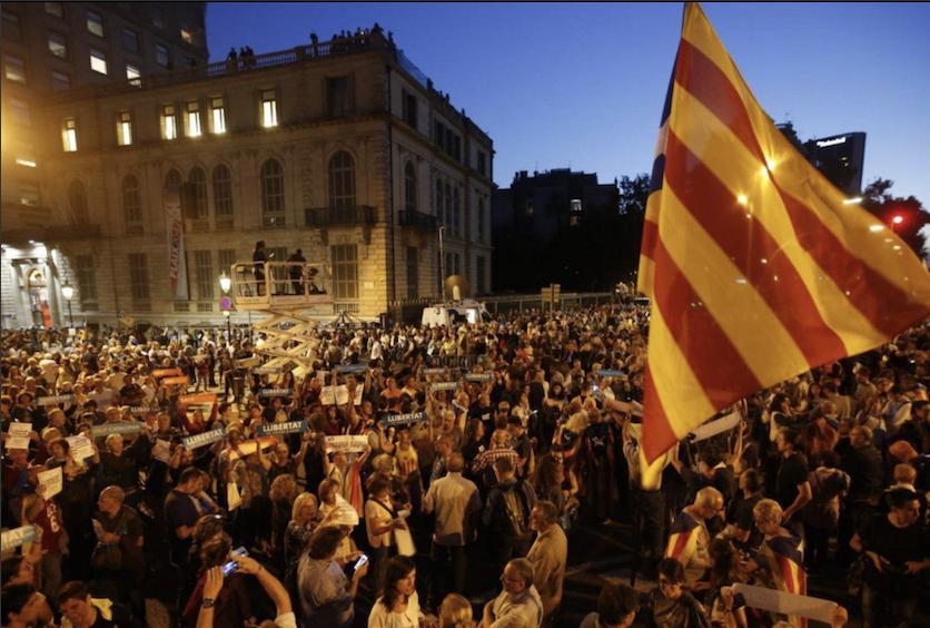 Испания, украина, Барселона, сепаратист, приговор, Каталония, новости, пучдемон