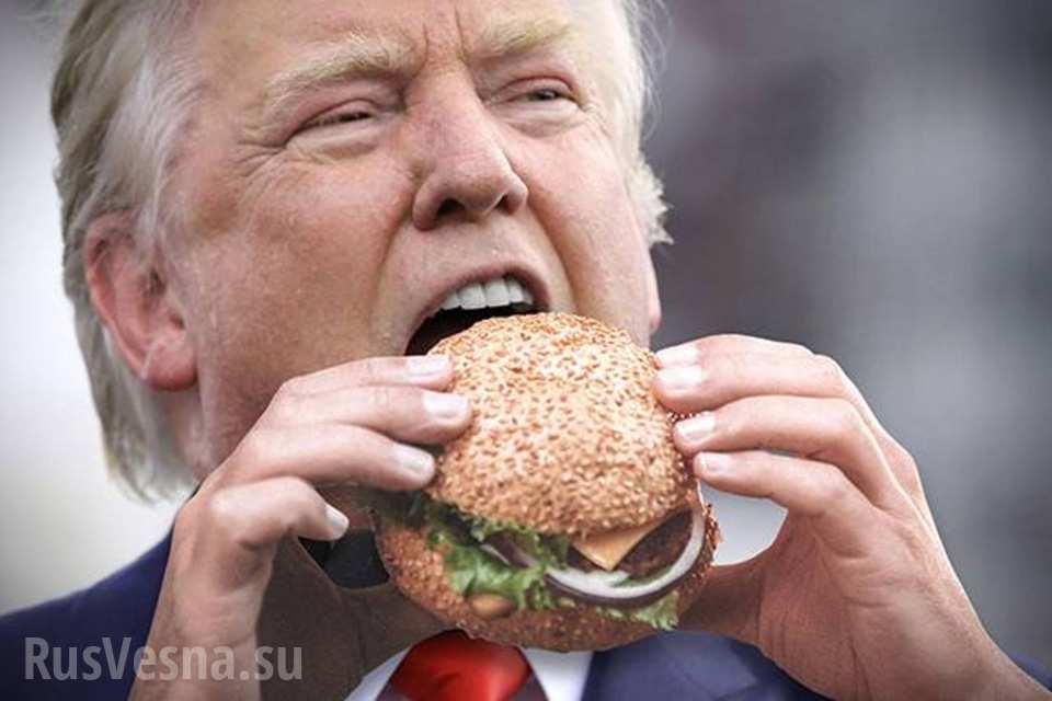 От ядерного оружия не откажемся, но бургерами накормим - КНДР откроет сеть бургерных для Трампа