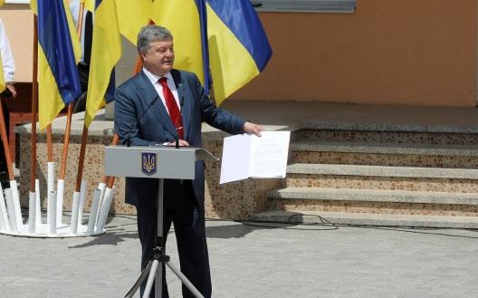 Авантюрного наступления не будет: Порошенко описал стратегию возвращения Донбасса