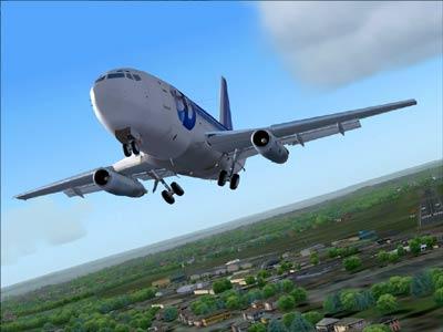 Выбрана альтернативная трасса гражданской авиации вместо полетов над зоной АТО