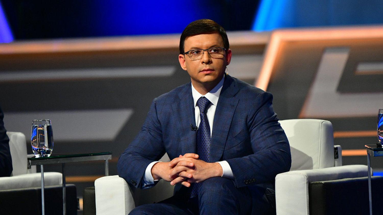 """""""Нас ждут печальные последствия"""", - Мураев передал телеканал """"НАШ"""""""