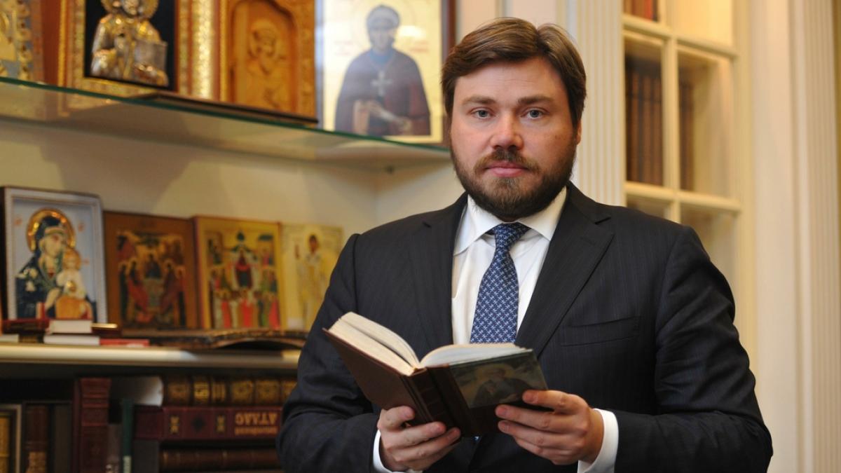 У замглавы Всемирного русского народного собора Константина Малофеева подтвердили коронавирус