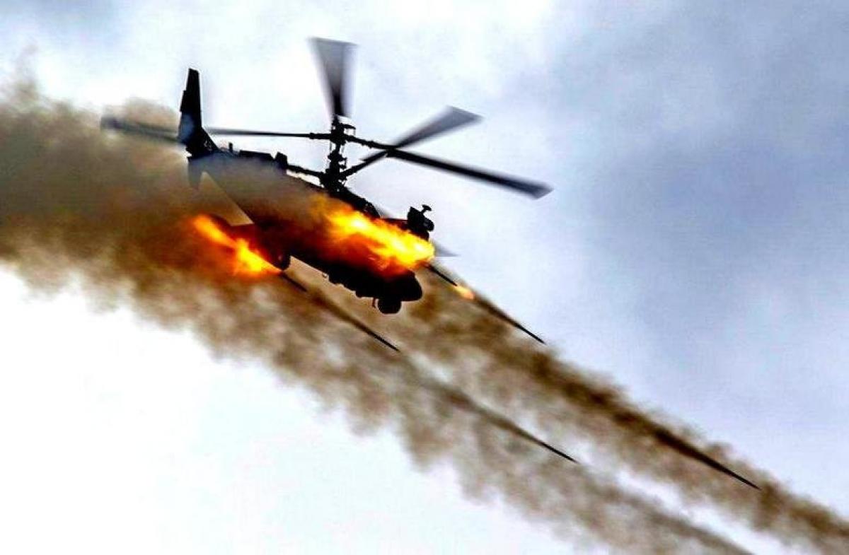 """""""Мотор Сич"""" начала разработку ударного вертолета для ВСУ: появилось первое видео"""