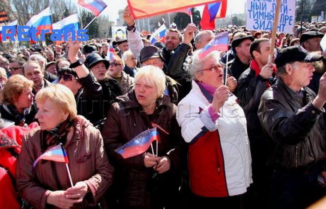 """""""Количество """"в*ты"""" на мирной территории ничуть не меньше, чем в оккупированных Донецке и Луганске. Им, правда, пока еще оружие не раздали"""", – Фашик Донецкий"""
