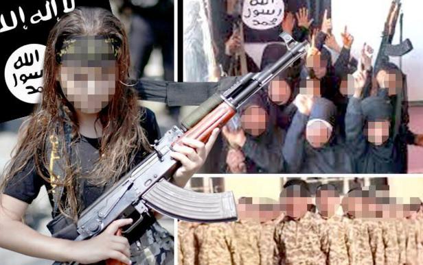 Джихади Джейн: ИГИЛ впервые использовал для казни пяти женщин 12-летнюю девочку