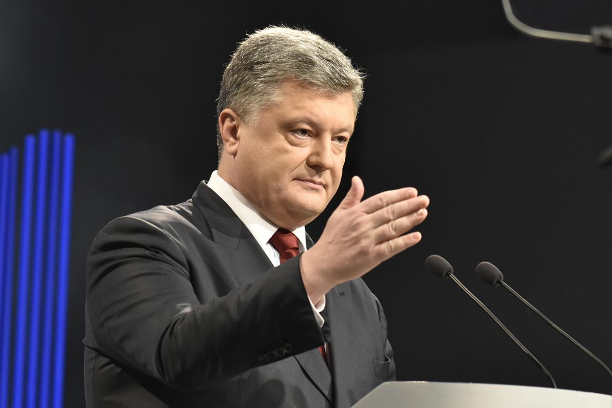 """Петр Порошенко о резолюции Европарламента: """"Русский агрессор должен понять важную вещь"""""""