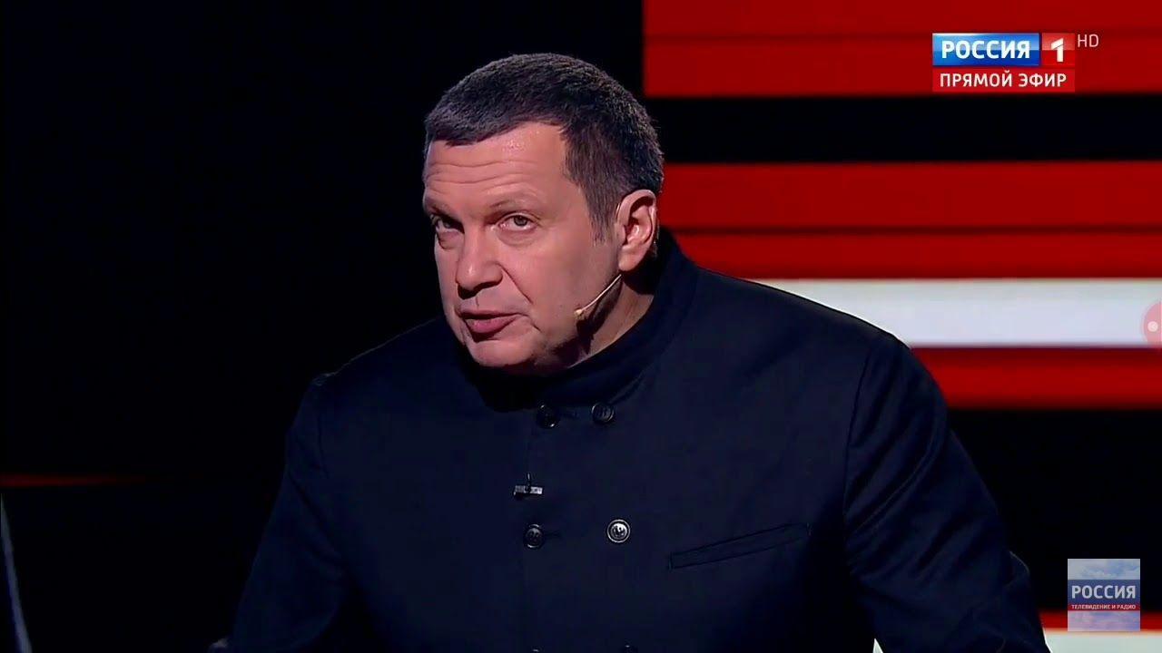 Первая страна Европы запретила въезд Соловьеву за восхваление Гитлера – он готов идти в суд