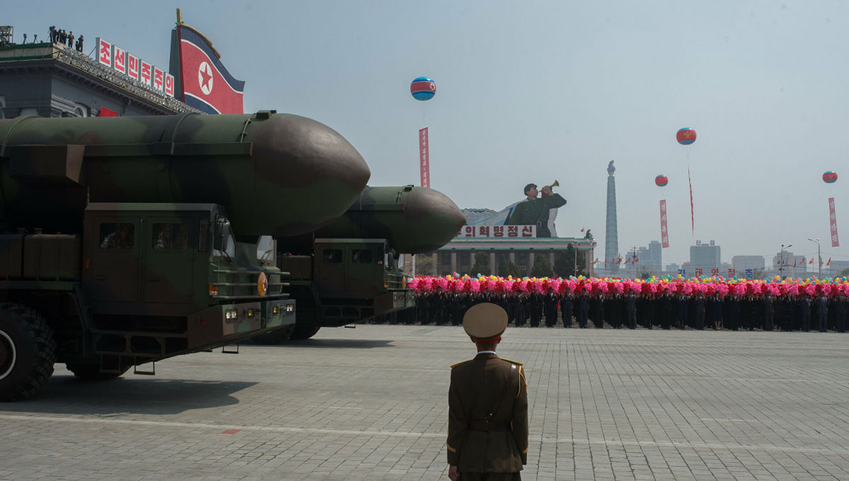 Северная Корея выпустила неопознанный снаряд по Японскому морю, детали инцидента