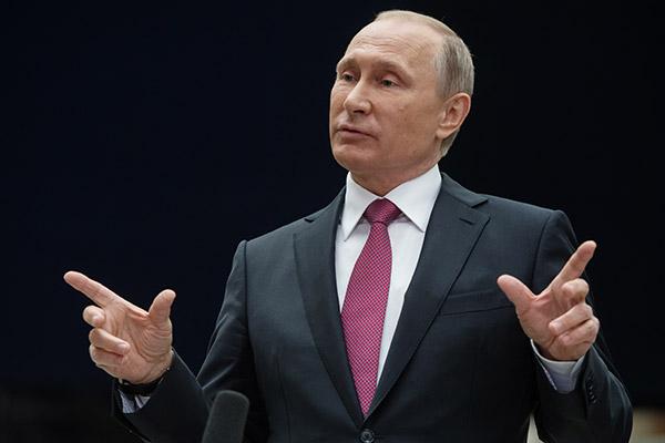 Путин знает, кто сбил малайзийский Боинг на Донбассе и назвал тех, у кого есть достоверная информация по этому поводу