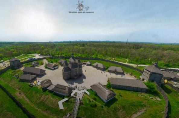 Google для украинцев запустил 3D-туры музеями Украины: теперь можно осмотреть культурное наследие страны прямо за компьютером - кадры