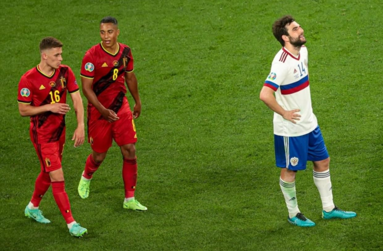 Сборная России по футболу установила антирекорд чемпионатов Европы: такое произошло впервые