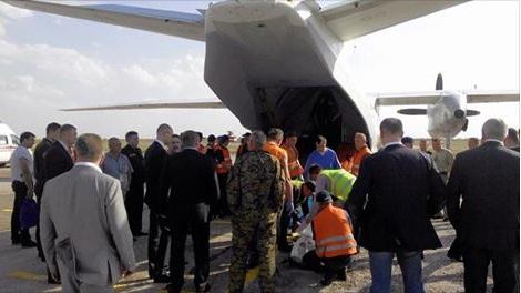 Геращенко: на все вооруженные силы Украины есть только один санитарный самолет