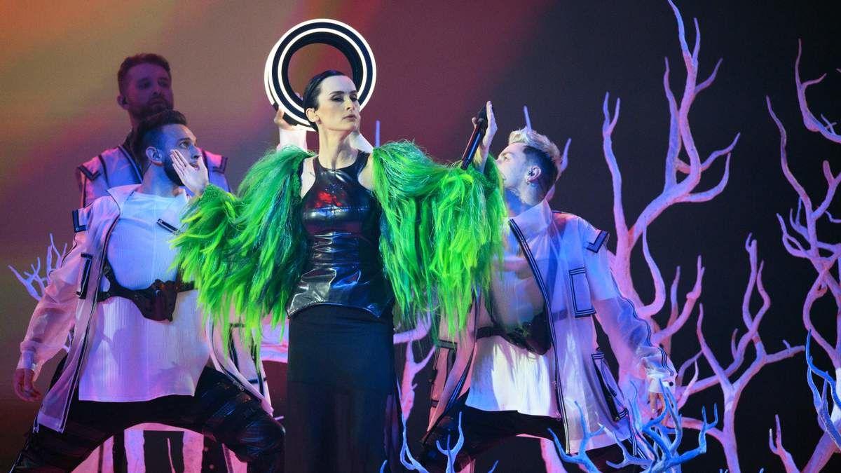 """""""Украина, у вас будет победа"""", – BBC Eurovision назвало выступление группы Go_A одним из лучших на """"Евровидении – 2021"""""""
