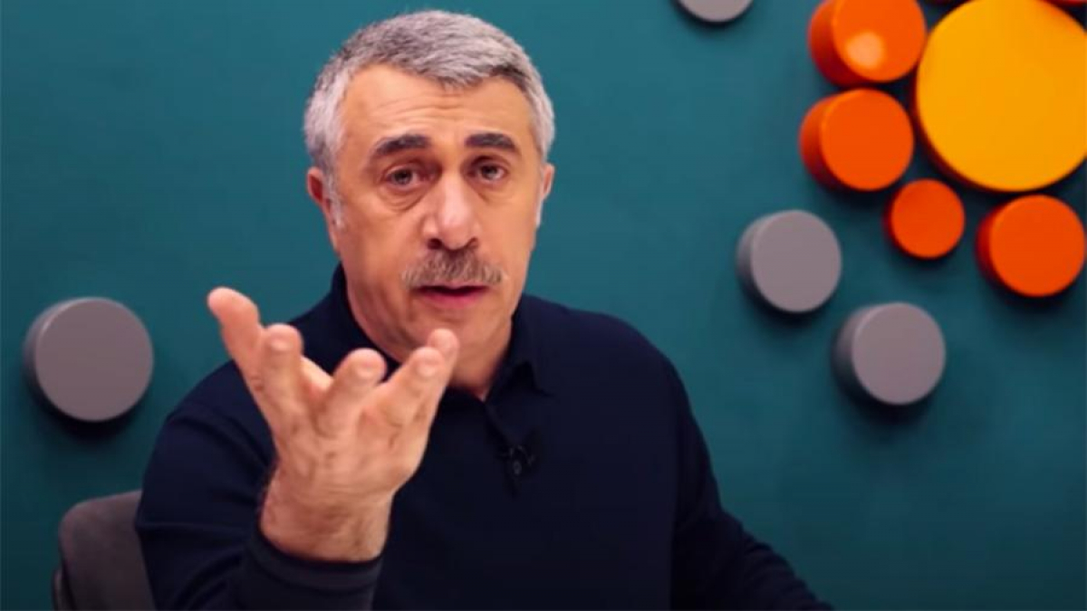Доктор Комаровский озвучил три фактора, влияющих на заражение коронавирусом