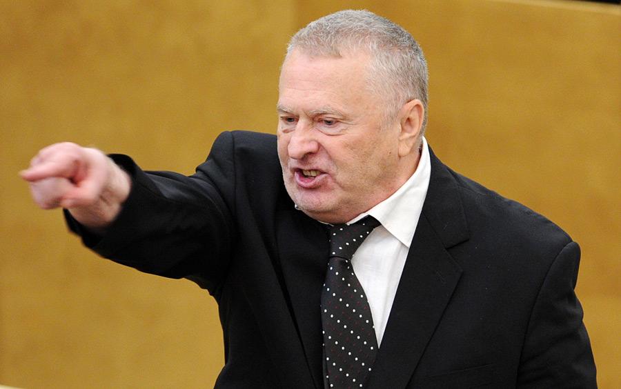 Скандальный Жириновский заявил, что, в отличие от России, Белоруссия и Украина не прошли демократическую школу