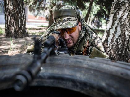 СМИ: вооруженные формирования ДНР взяли Новотроицкое и собираются идти на Киев