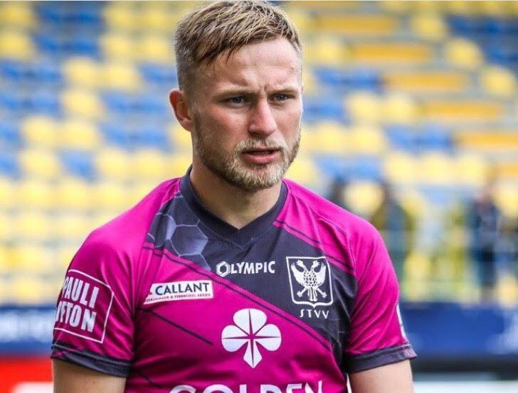 Благодаря украинцу Безусу у бельгийского клуба появился шанс пройти в Лигу чемпионов: кадры гола