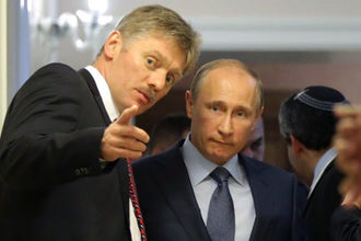 """Истеричный Песков бросился спасать Путина: он не виноват, Савченко судят по """"закону"""""""