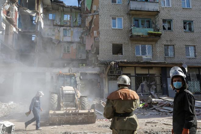 В Дебальцево боевики приступили к разминированию жилых кварталов