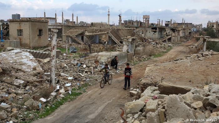 Сирийские повстанцы требуют от ООН определить границы зоны перемирия