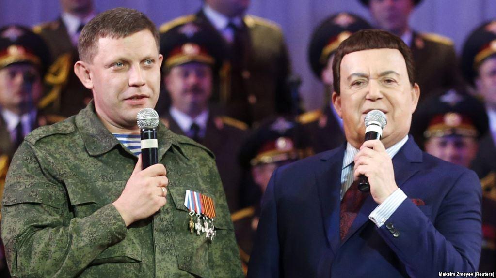 ДНР, восток Украины, Донбасс, Россия, Донецк, Захарченко, смерть