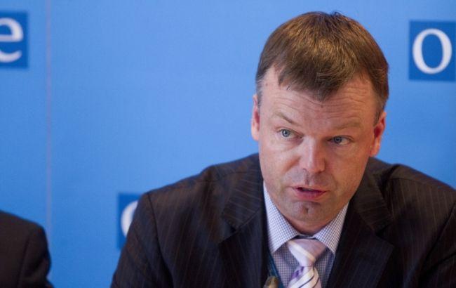 ОБСЕ: боевики совершили серьезное нарушение Минских соглашений