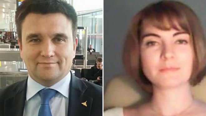 Дочь скандального Юрия Михайленко, причастного к аннексии Крыма, и жена Павла Климкина выбрала Украину и не общается с отцом