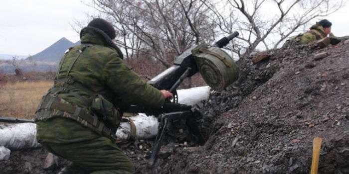 Авдеевка и Широкино снова содрогаются под минометным огнем, зафиксировано 35 обстрелов – штаб АТО