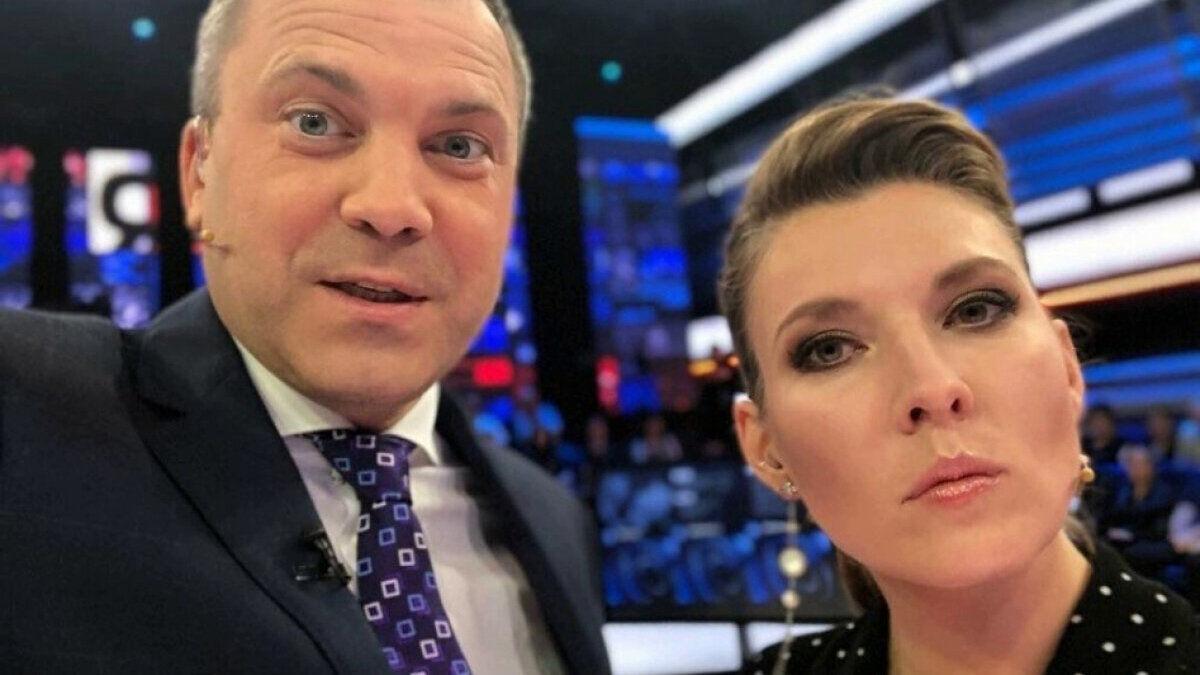 Twitter заблокировал страницу пропагандиста Попова – журналист остро отреагировал на это