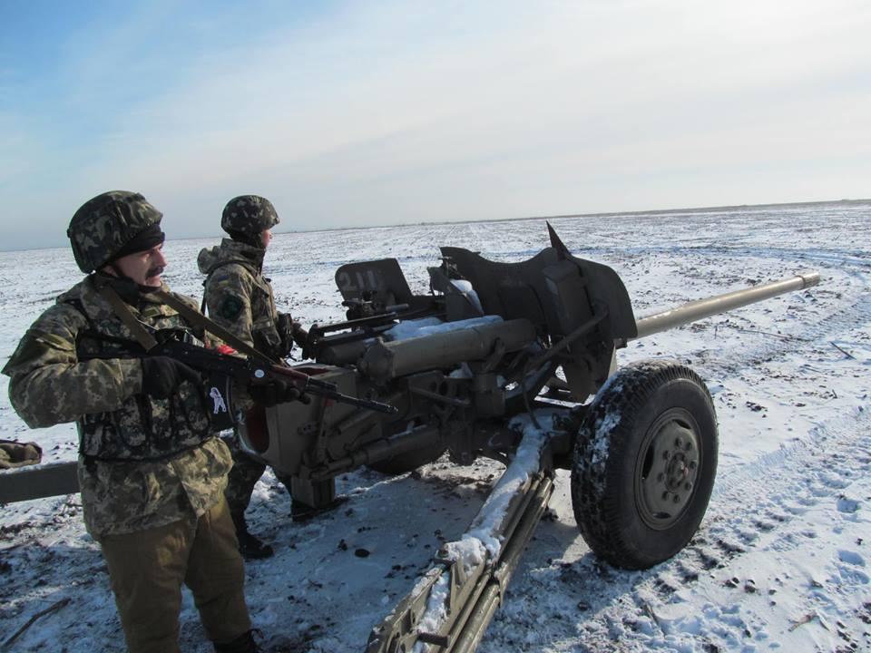 ДНР: стратегическая трасса в направлении Дебальцево полностью под нашим контролем