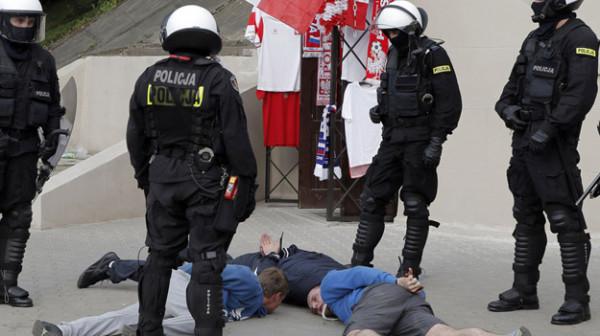 В Польше за кровавое побоище задержаны 5 пьяных россиян, которым теперь грозят реальные уголовные сроки