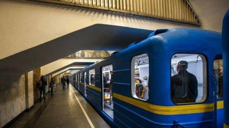 В Киеве напряженная ситуация: на 9 станциях столичного метро остановлено движение