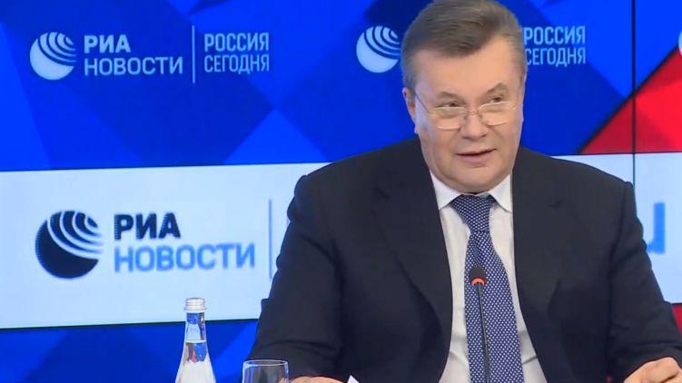 Янукович сделал Украине неожиданное предложение: бывший президент готов пойти на необычный шаг